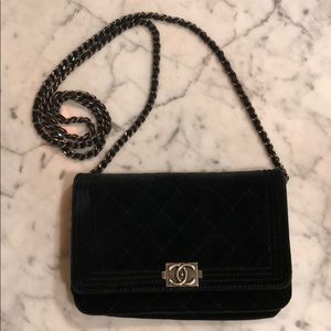 Channel Wallet on a chain